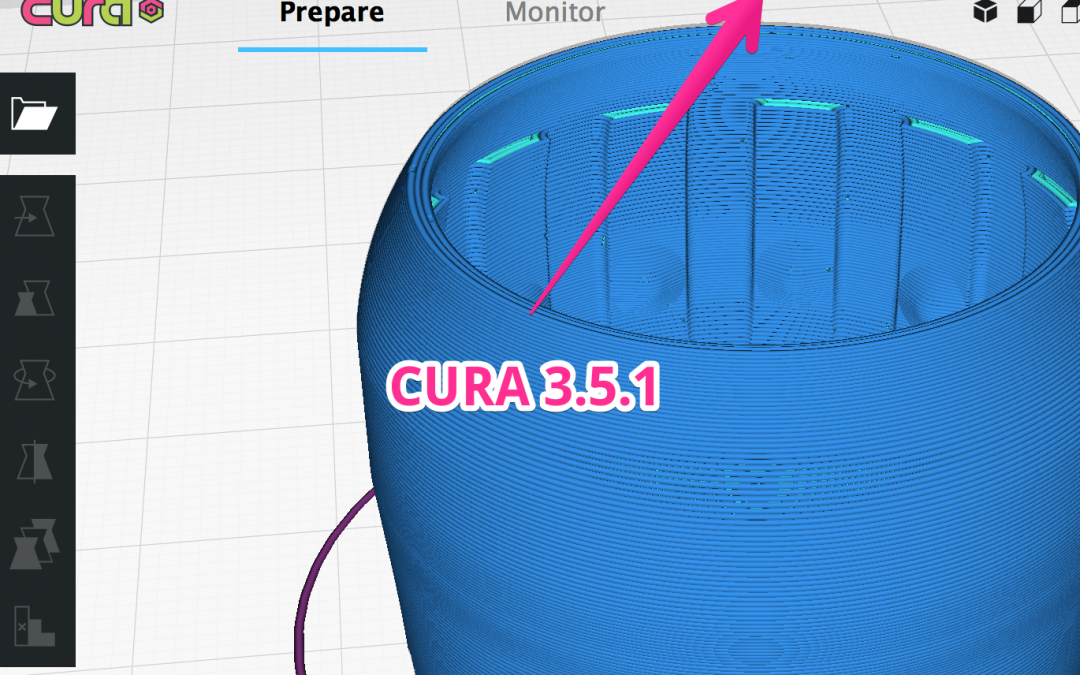 Cura 3.5.1 is Available and Has the Smoothest Installation