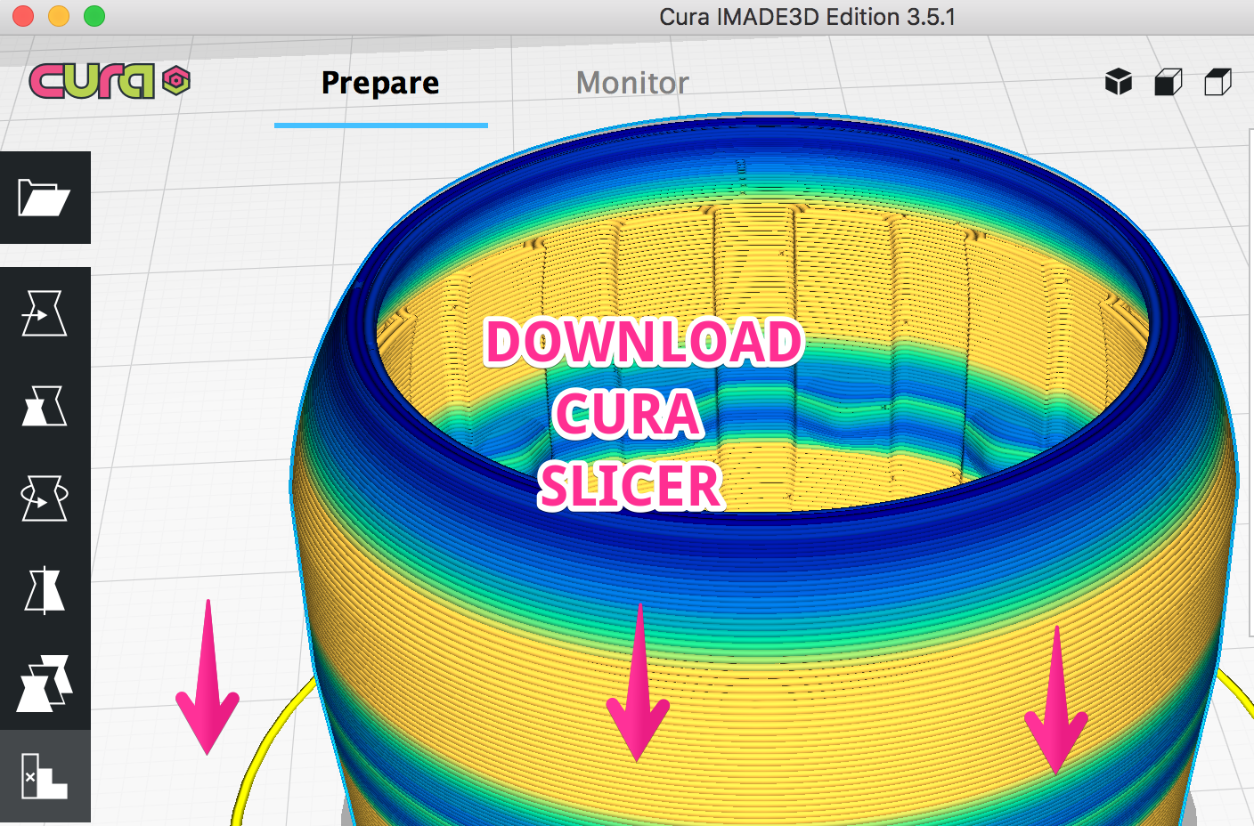 Download the Latest Cura Slicer for Your JellyBOX | IMADE3D