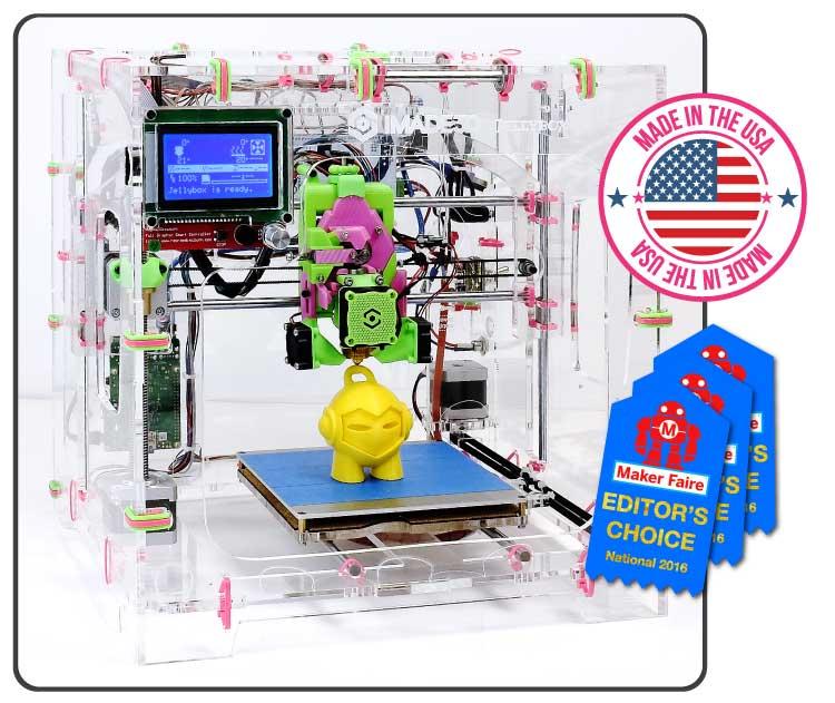 JellyBOX Maker Faire Editor's Choice